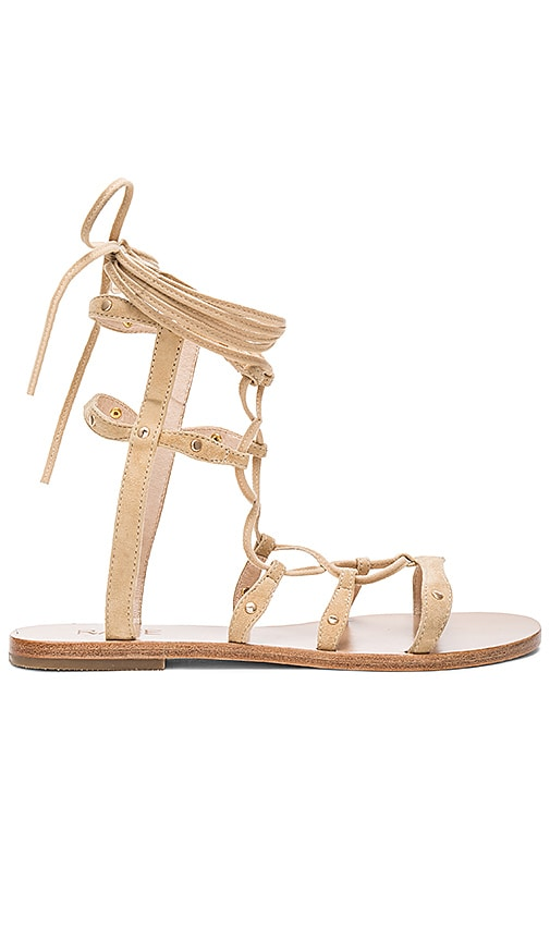 RAYE Sage Sandal in Beige
