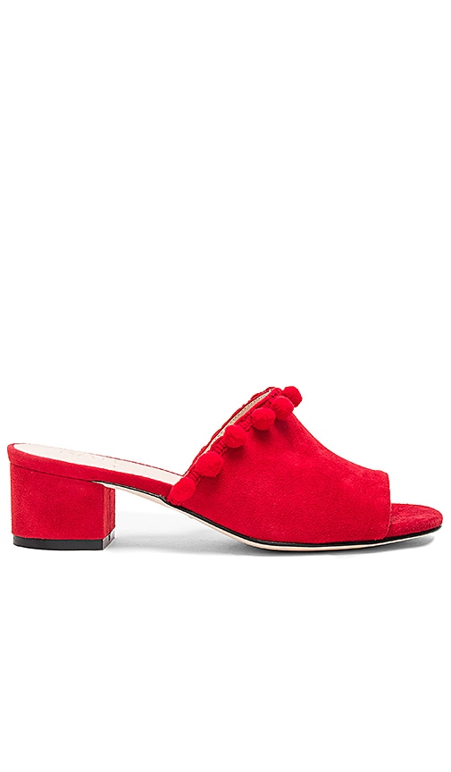 RAYE Camille Heel in Red