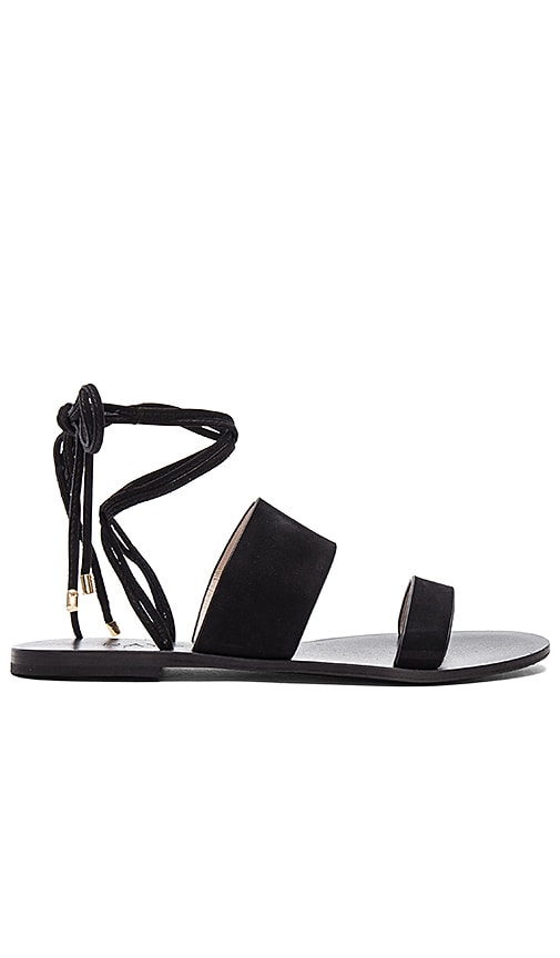 RAYE Sierra Sandal in Black