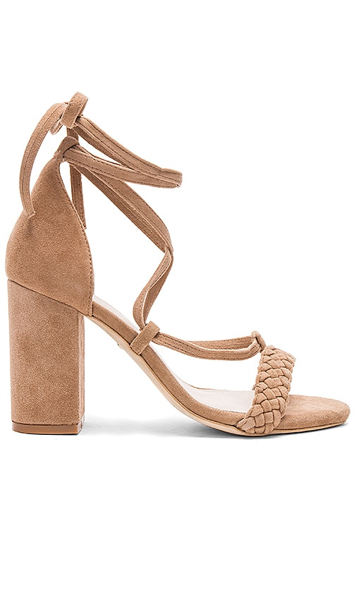 RAYE Lulu Heel in Tan