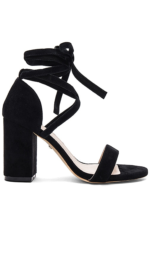RAYE Laurel Heel in Black
