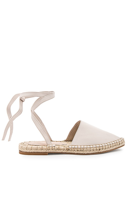 RAYE Dexter Espadrille in Cream