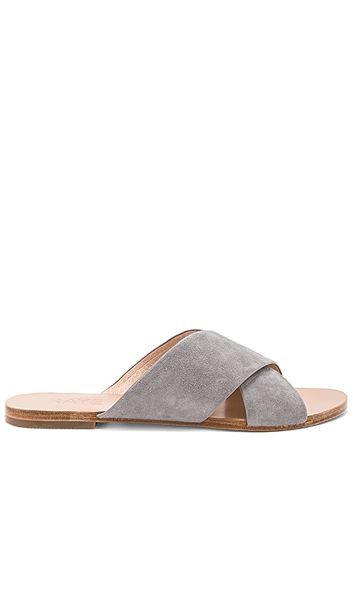 RAYE Sullivan Sandal in Gray