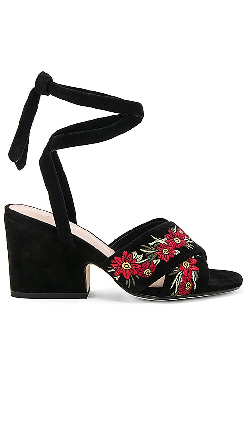 RAYE Flora Heel in Black