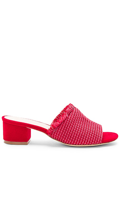 RAYE x REVOLVE Glendale Mule in Red