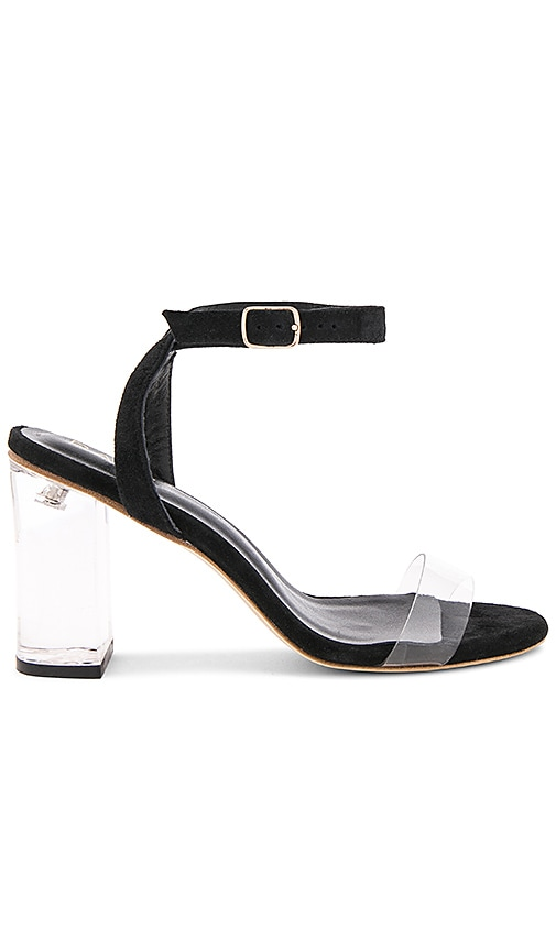 RAYE Alta Heel in Black