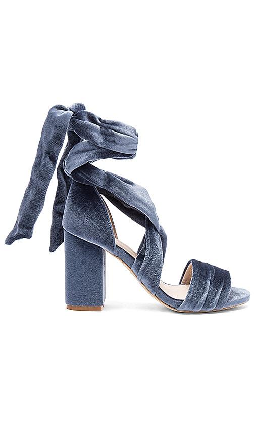 RAYE x REVOLVE Mia Heel in Blue