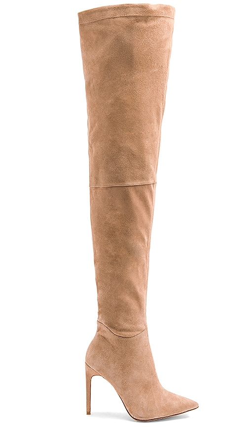 RAYE Thatcher Boot in Nude