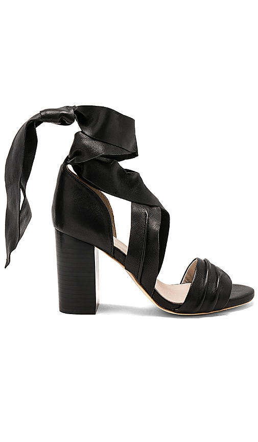 RAYE Maggie Heel in Black