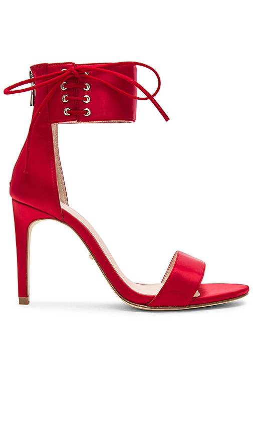 Kylo Heel in Red. - size 6 (also in 10,5.5,6.5,7,7.5,8,8.5,9,9.5) Raye