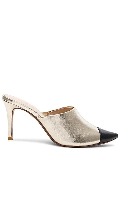 RAYE Phoebe Heel in Gold