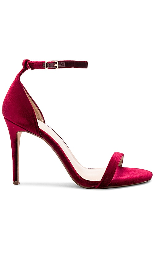 RAYE Blake Heel in Red