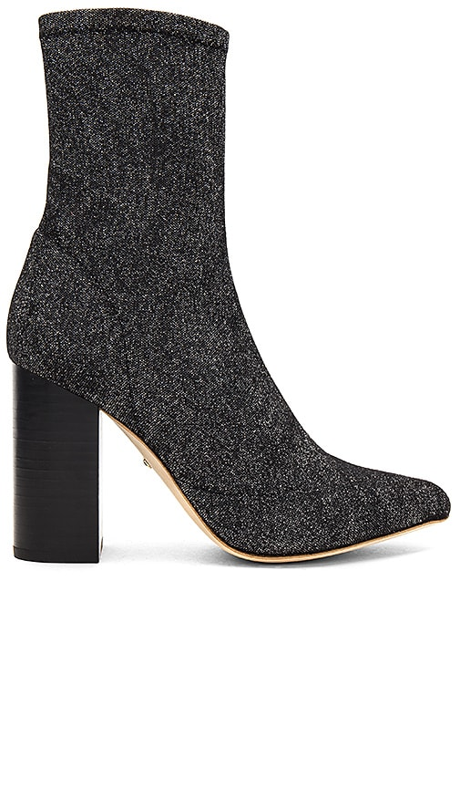 RAYE Fable Bootie in Metallic Silver