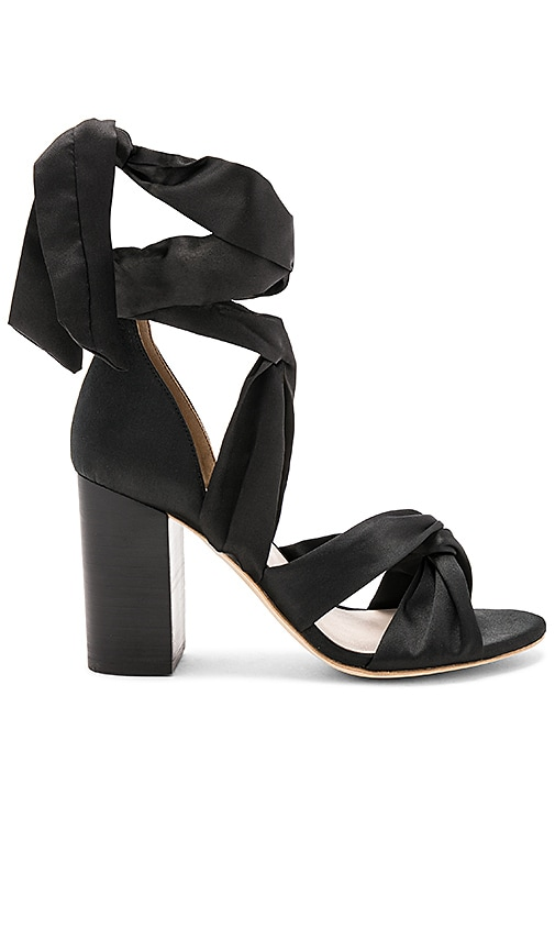 RAYE Myra Heel in Black