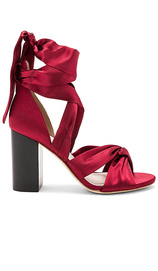 RAYE Myra Heel in Red