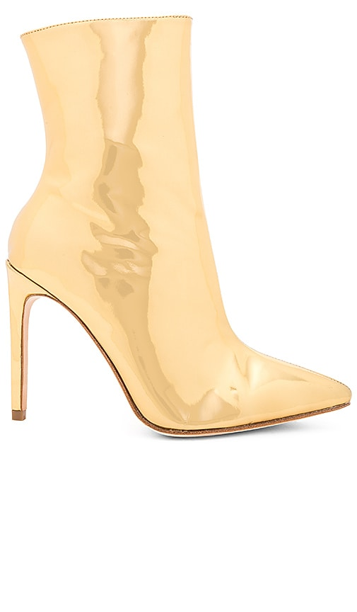 RAYE Cameron Boot in Metallic Gold