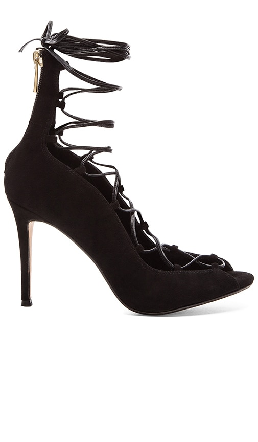 RAYE Bree Heel in Black