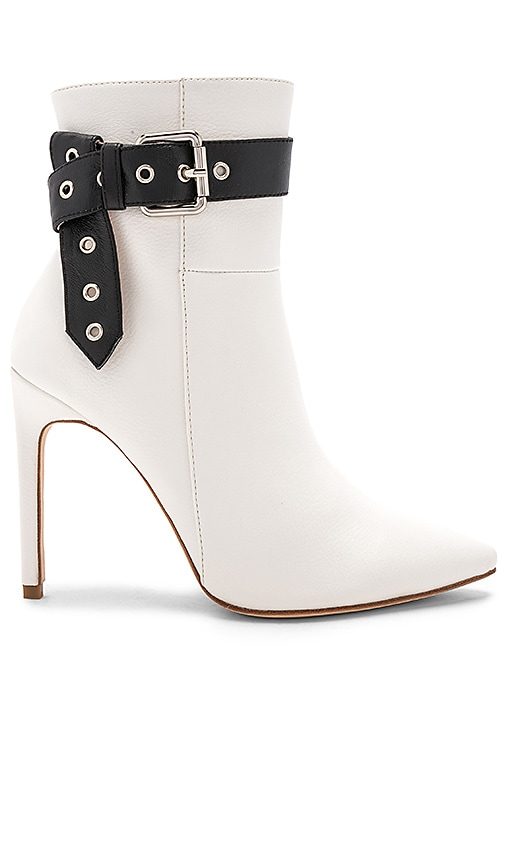 RAYE x REVOLVE Pierce Bootie in White