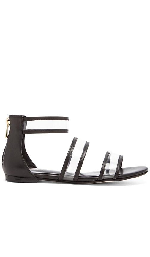 RAYE Willow Sandal in Black