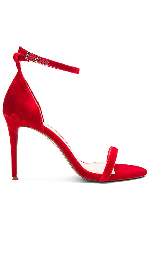 RAYE Blake Heels in Red