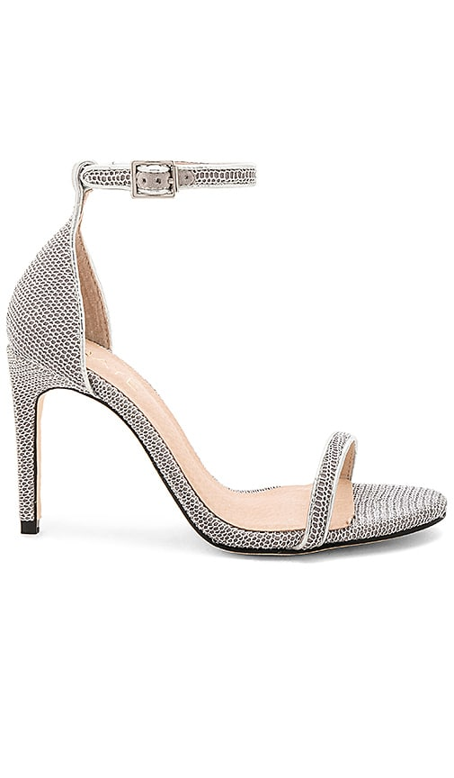 RAYE Kalene Heel in Silver