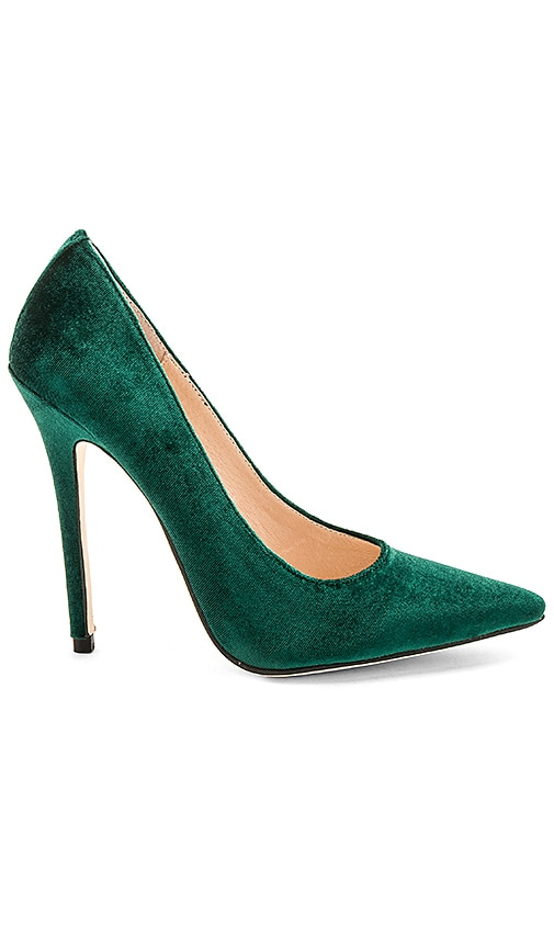 Vacay Heel in Teal. - size 7.5 (also in 10,5.5,6,6.5,7,8,8.5,9,9.5) Raye