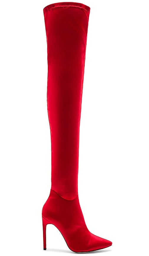 RAYE Sable Boot in Red