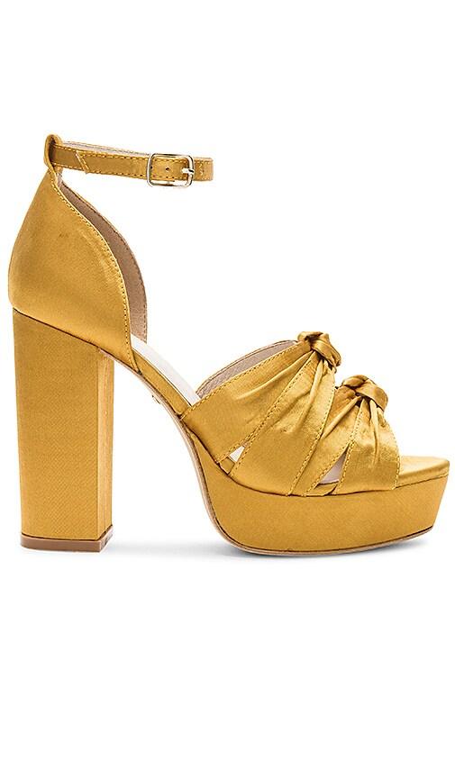 RAYE Giselle Heel in Mustard
