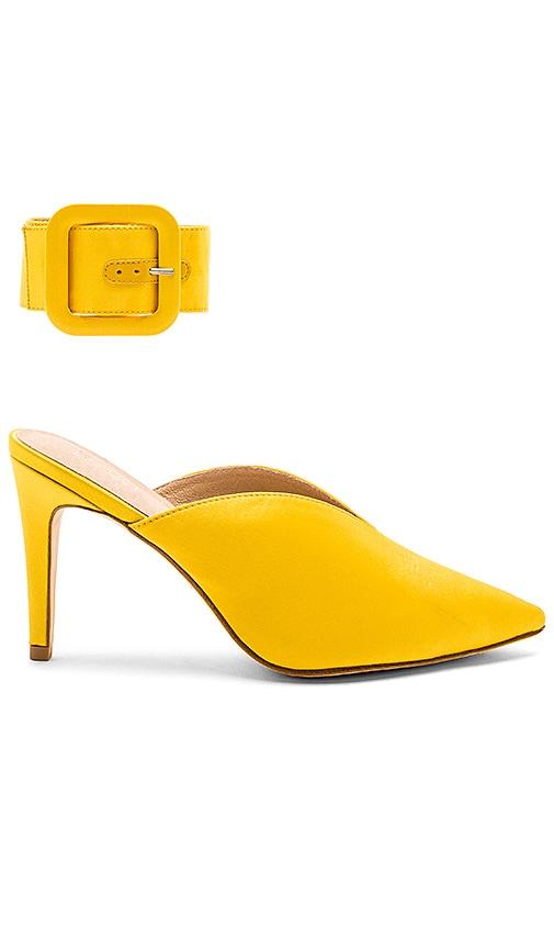 RAYE Buckley Mule in Yellow