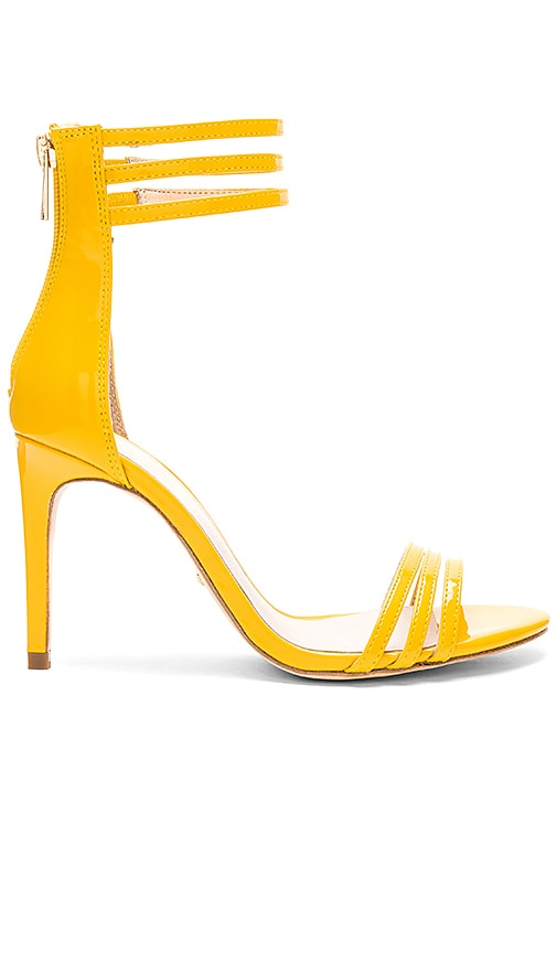 RAYE Mona Heel in Yellow