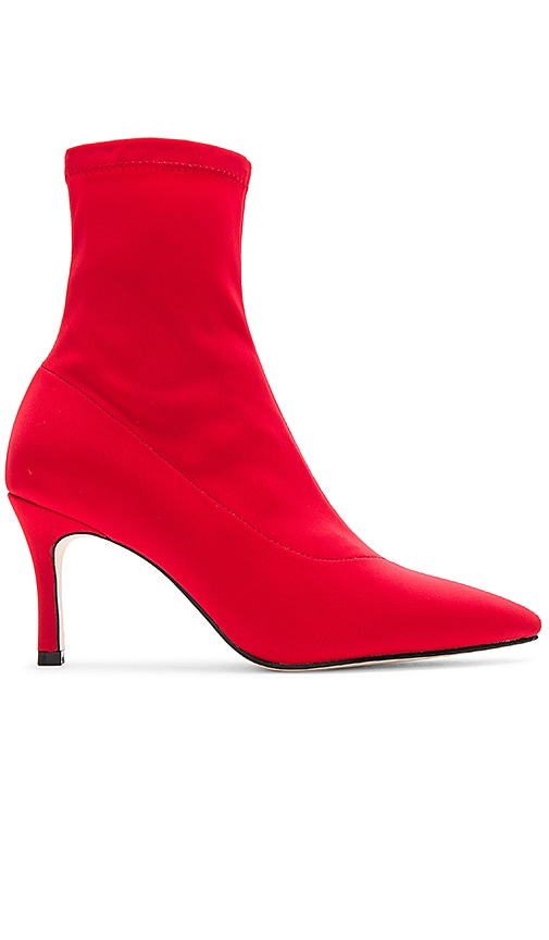 RAYE Enzo Boot in Red