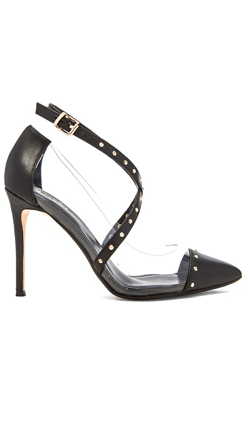 RAYE Tami Heel in Black