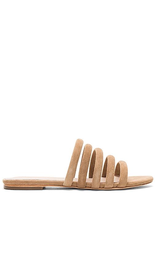 RAYE Breeze Sandal in Tan