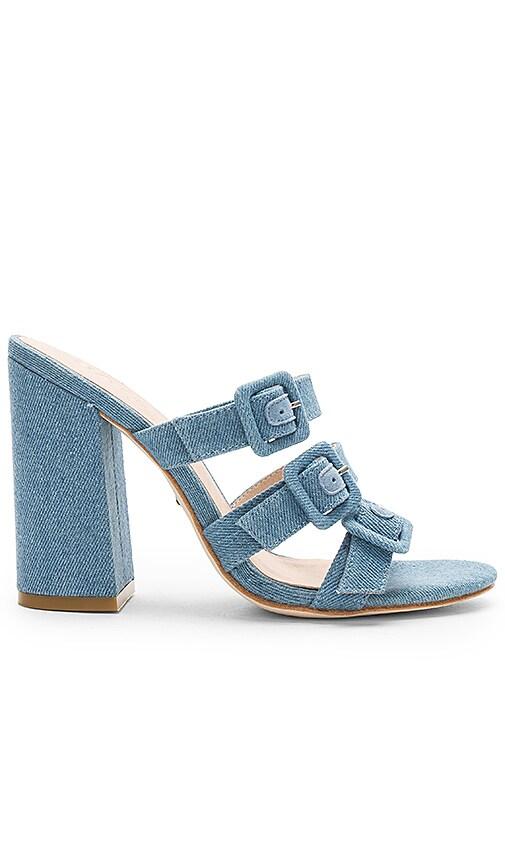 RAYE Thane Heel in Blue