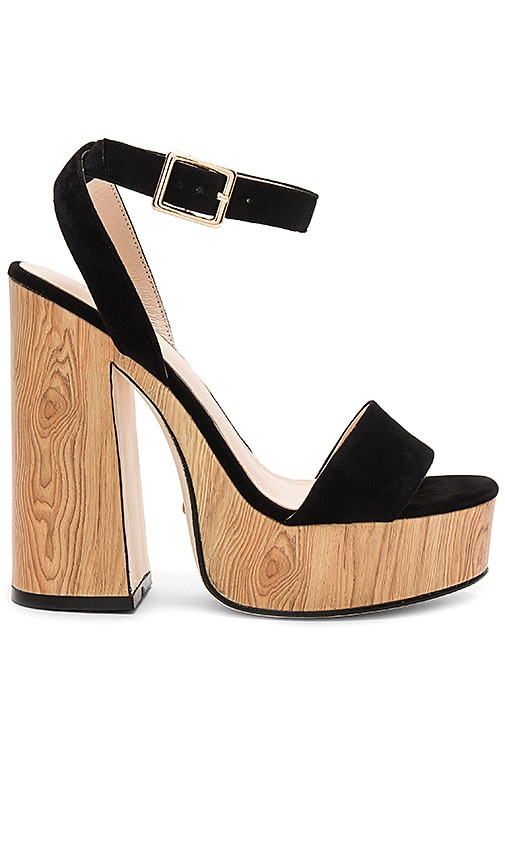 RAYE Shayla Heel in Black