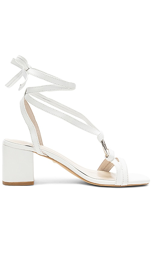 RAYE Jacob Sandal in White
