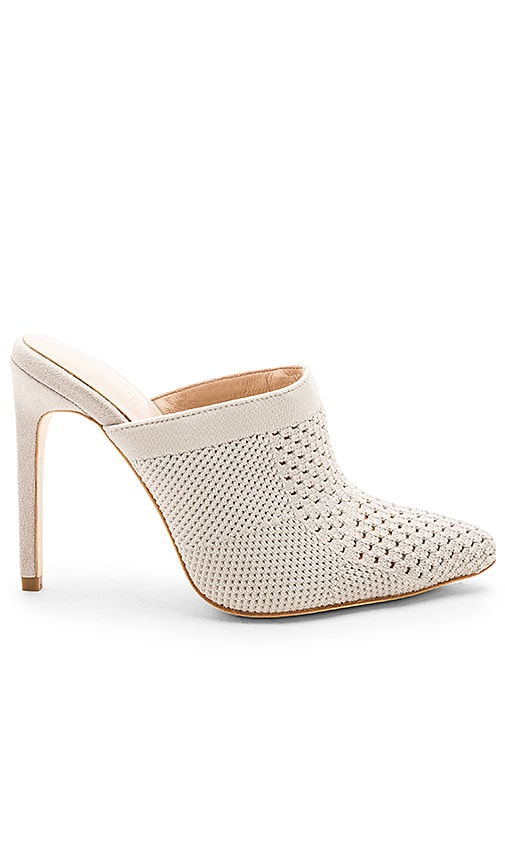 RAYE x House of Harlow 1960 Sparrow Mule in Light Gray