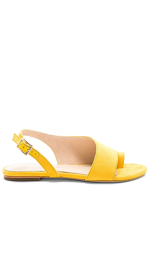 RAYE x House of Harlow 1960 Ophelia Sandal in Mustard