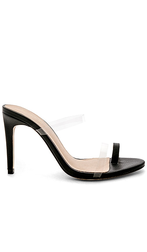 Liana Heel in Black. - size 6 (also in 10,5.5,6.5,7,7.5,8,8.5,9,9.5) Raye