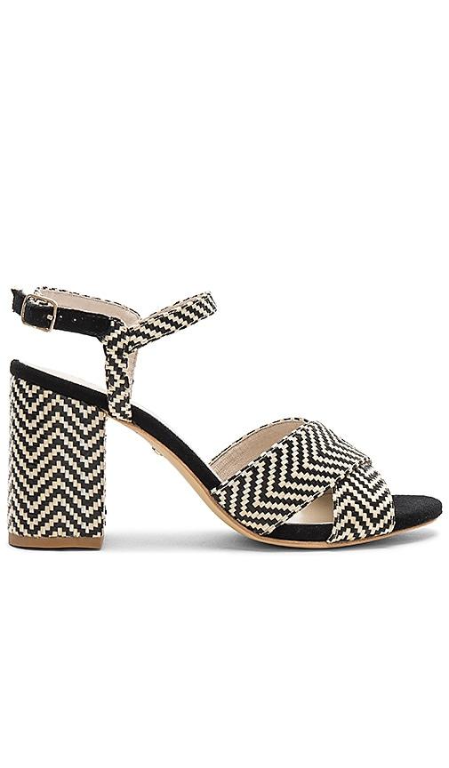 RAYE Dorado Sandal in Black