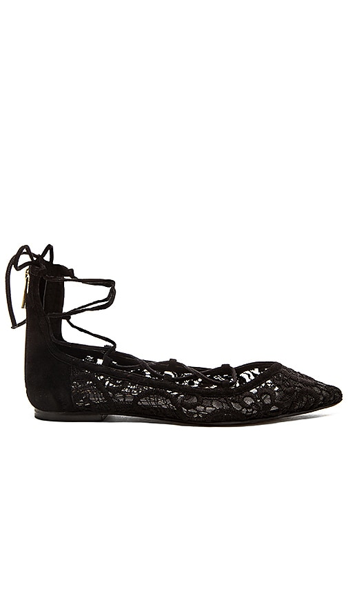 RAYE Pippa Flat in Black