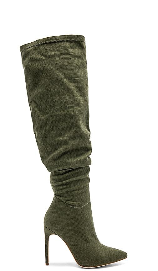 RAYE Zahara Boot in Green