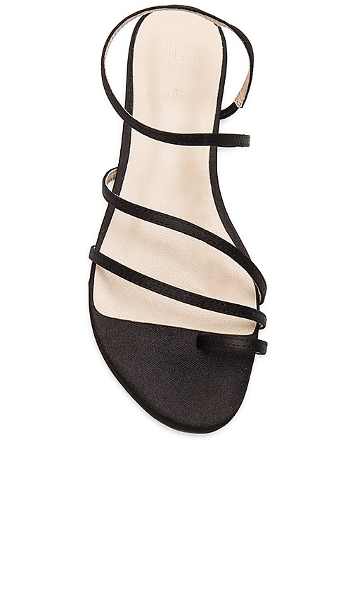 a394461c785c ... x House Of Harlow 1960 Isolla Sandal in Black ...