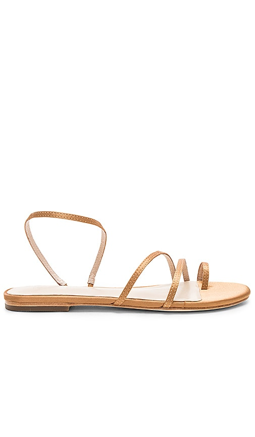 RAYE x House Of Harlow 1960 Isolla Sandal in Tan