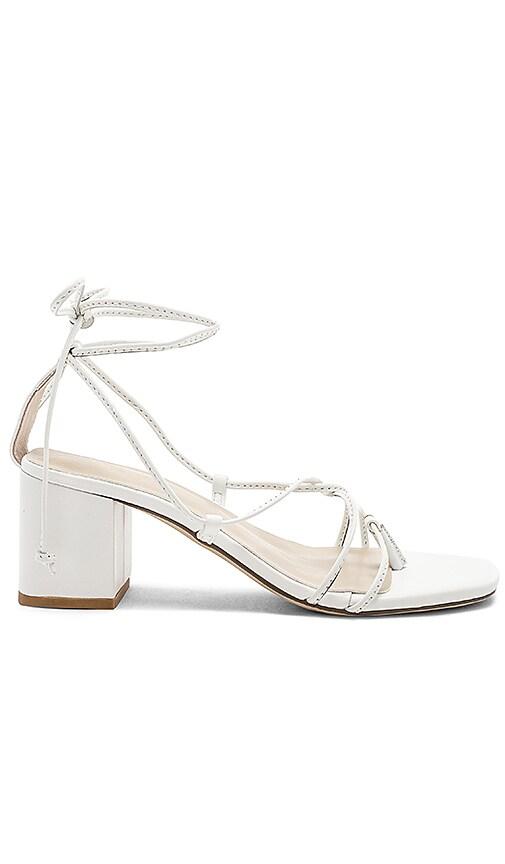 RAYE Molli Sandal in White