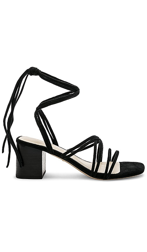 RAYE Sybil Sandal in Black