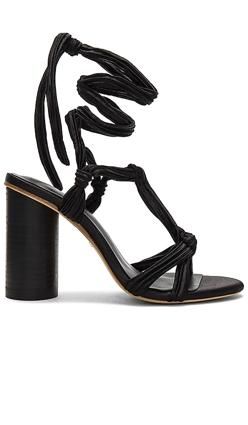 RAYE x House Of Harlow 1960 Remy Heel in Black