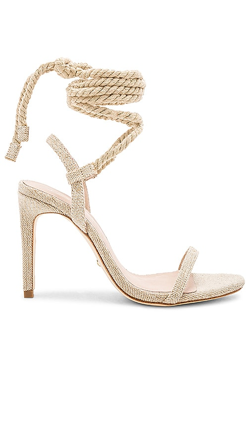 Poise Heel in Beige. - size 6 (also in 10,5.5,6.5,7,7.5,8,8.5,9,9.5) Raye