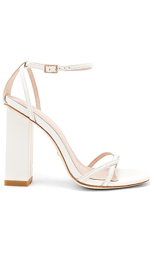 RAYE Hatty Heel in White