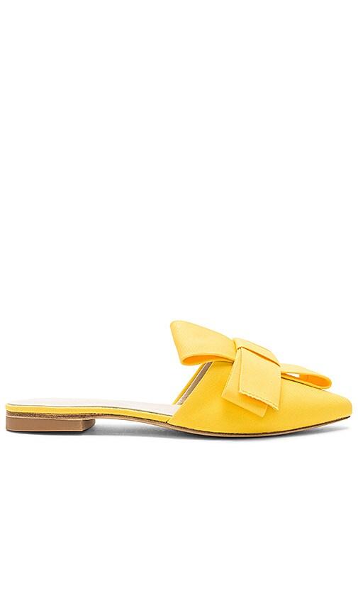 RAYE Vicky Flat in Yellow